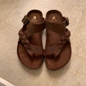 White Mountain Sandal